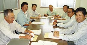 事業活動→委員会